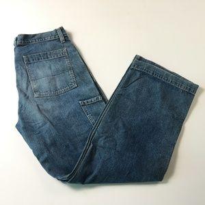 Gap 1969 Blue Jeans 33x34 33 A24:x01794